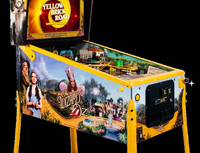 Wizard Of Oz   Yellow Brick Road Floor Model