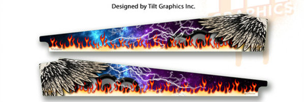 Aerosmith: GameBlades™ | Tilt Graphics