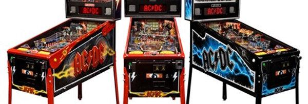 AC/DC Pinball Machine | Limited Edition