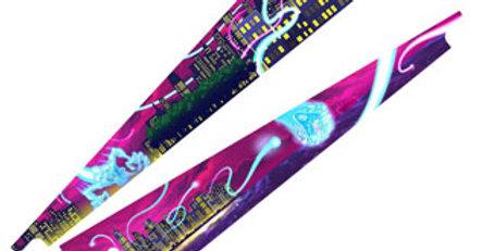 SP36 Ghostbusters Art Blades