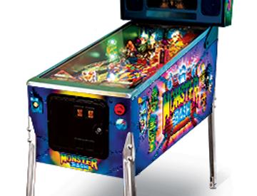 Monster Bash pinball machine  Classic