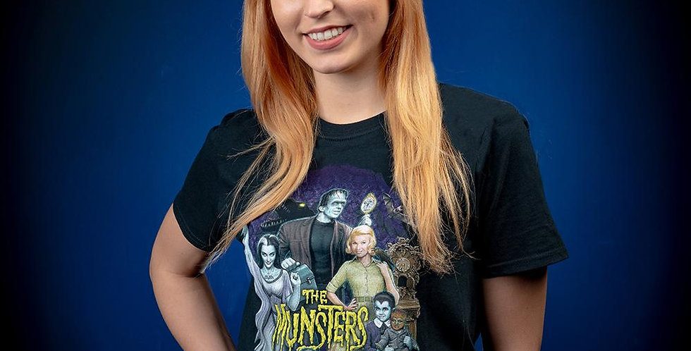 "Munsters ""Family"" T-shirt - Limited Edition"