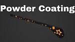 Pinball Powder Coating