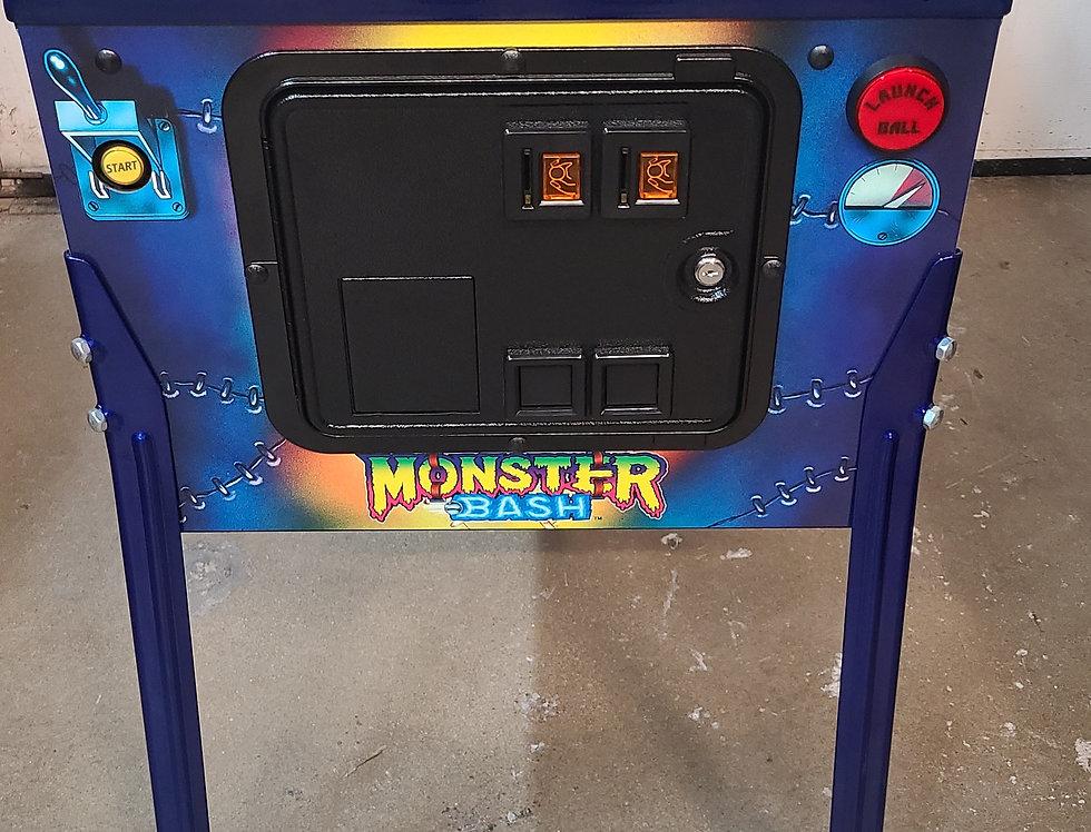 Monster Bash Limited Edition pinball machine