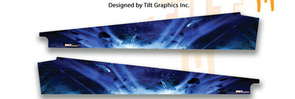 Guardians of the Galaxy: Solar Winds GameBlades™   Tilt Graphics