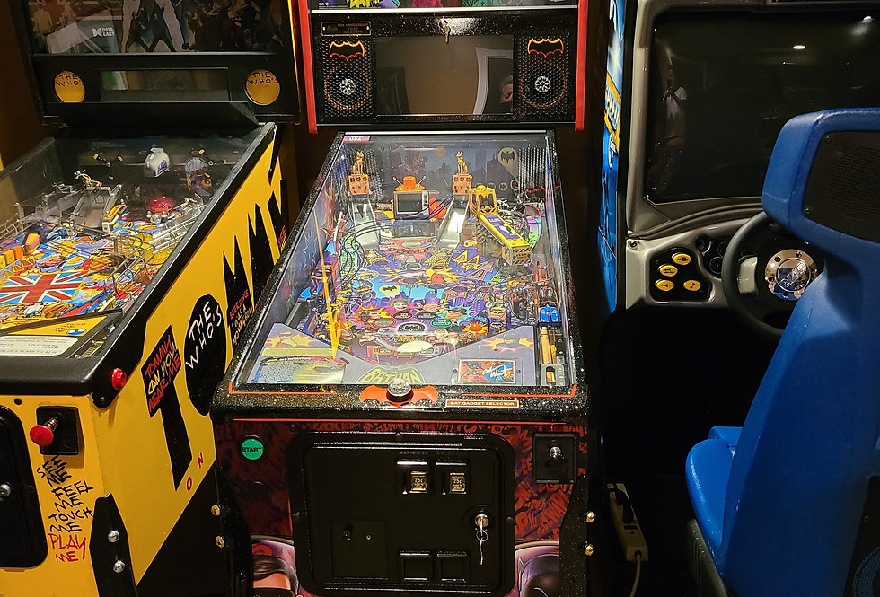 Batman 66 Super LE pinball machine