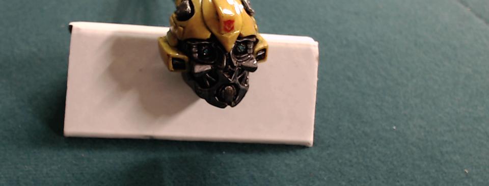 BumbleBee Transformer Shooter Rod