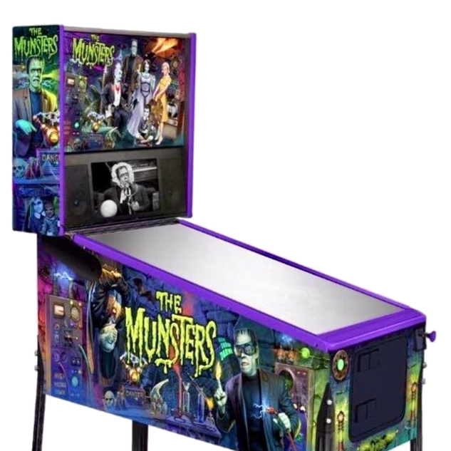 Munsters Pinball