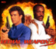 Lethal Weapon Pinball Machine