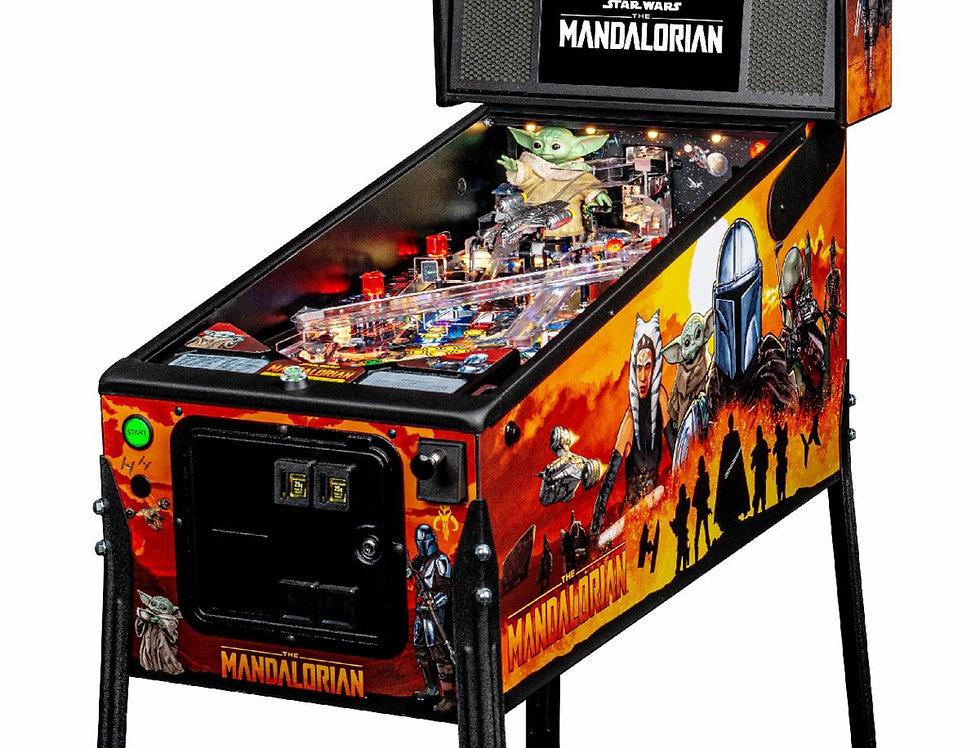 Mandalorian pinball machine Pro edition