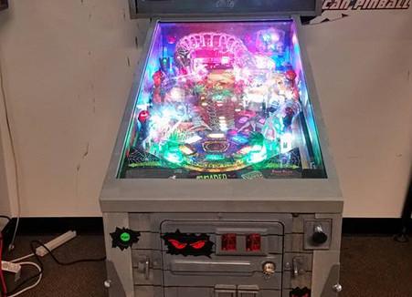 Custom Scared Stiff Pinball Machine 05