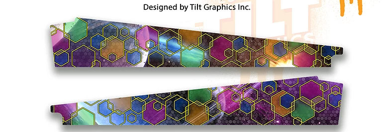 Guardians of the Galaxy GameBlades™ | Tilt Graphics
