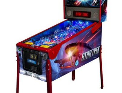 Star Trek Pinball Machine | Premium