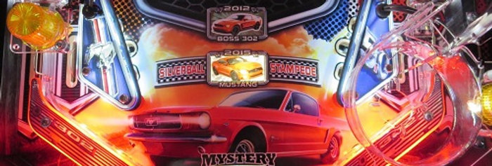 Mustang Plastic Protectors | Laseriffic