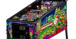 Teenage Mutant Ninja Turtles pinball machine| Pro Model