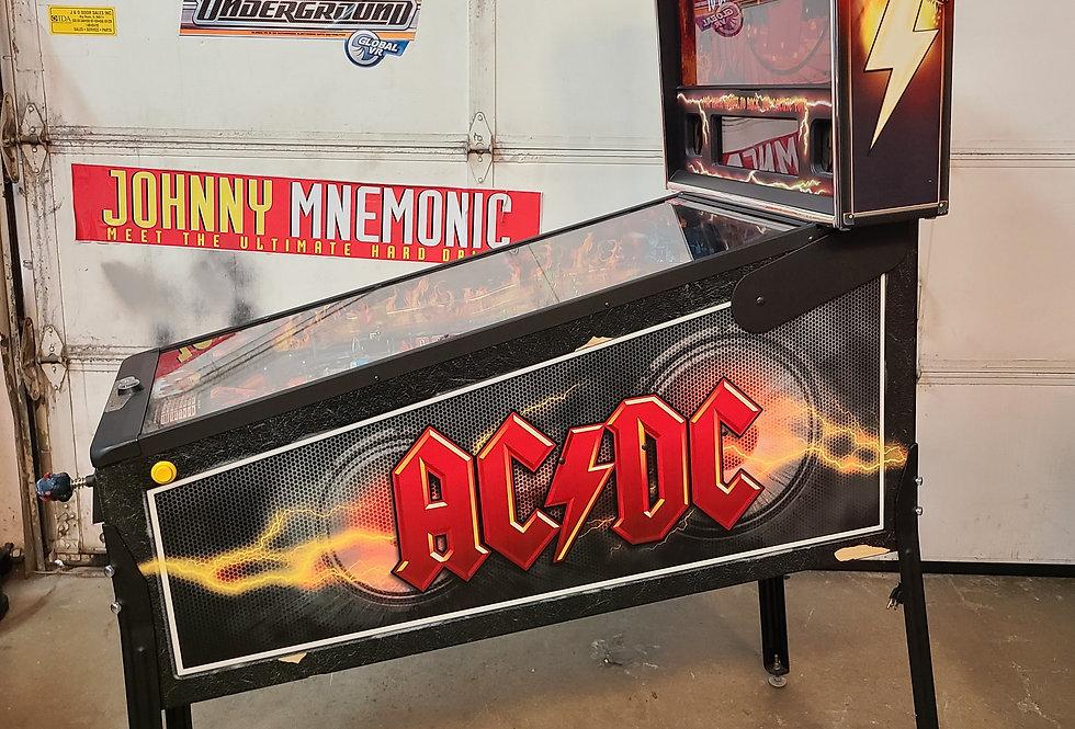 ACDC Pinball machine pro model