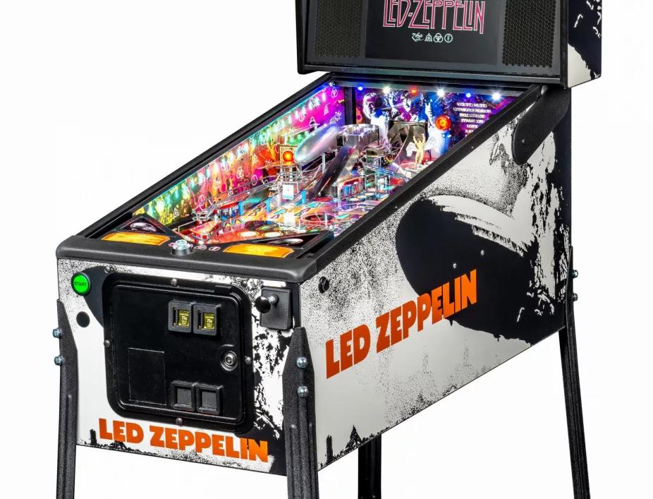 Led Zepplin Pinball machine Prem  | Stern