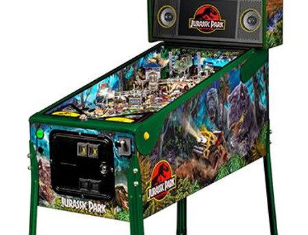 Jurassic Park LE Pinball Machine | Stern Pinball