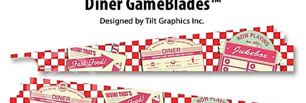 Diner Game Blades