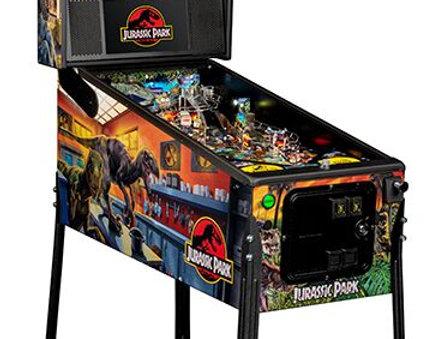 Jurassic Park Premium Pinball Machine | Stern Pinball