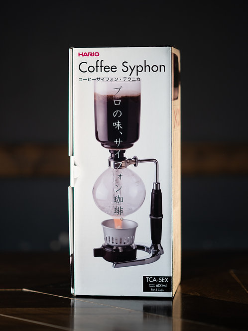 Coffee Syphon Brewer