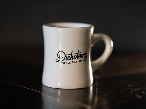Dichotomy Diner Mug