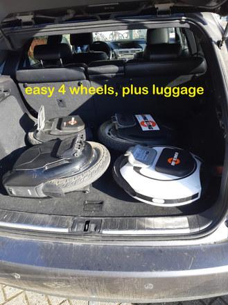 koffer auto