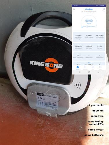 kingsong ks16b 4y