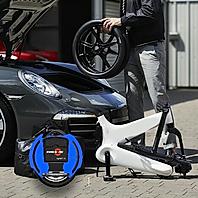 e-wheel en plooifiets