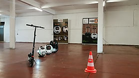 Salle de cours ewheel