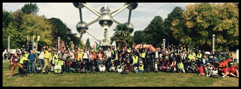 Belgium wheelers