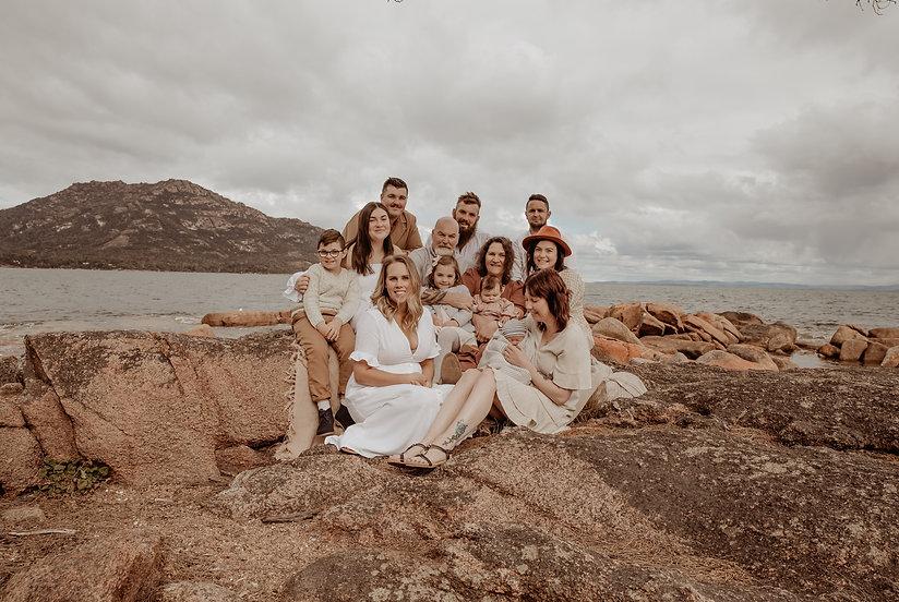 Freycinet - Ingam Extended Family-26.JPG