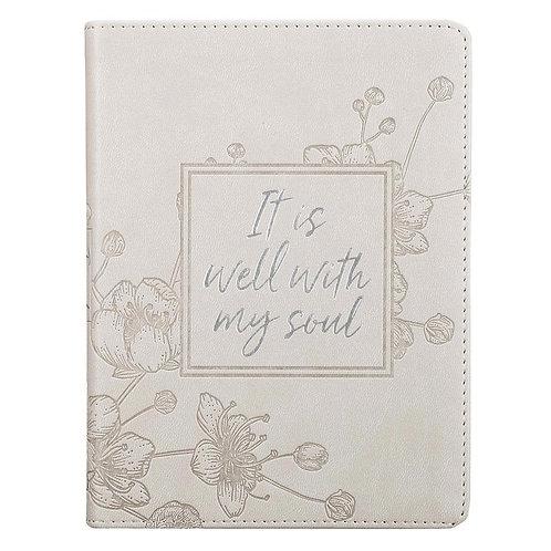 It Is Well Journal