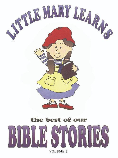 Volume 2- Bible Stories