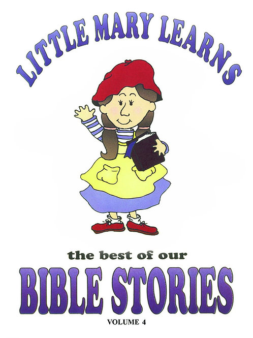 Volume 4- Bible Stories