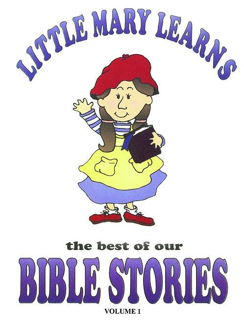 Volume 1- Bible Stories