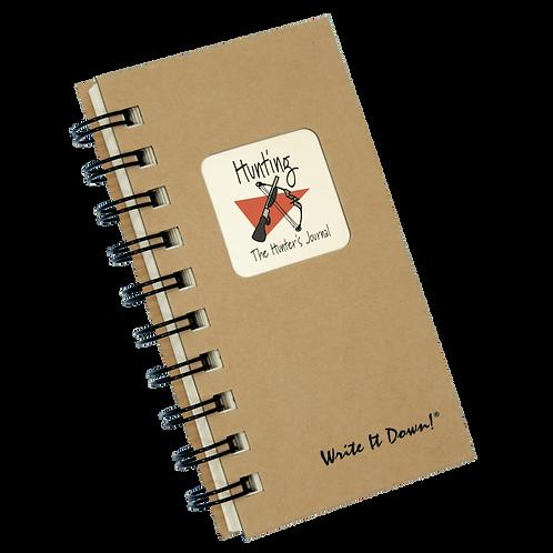 Pocket Hunting Journal