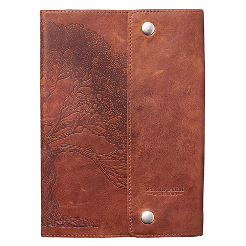 Stand Firm Leather Journal