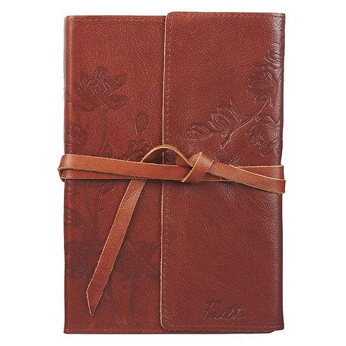 Faith Leather Journal