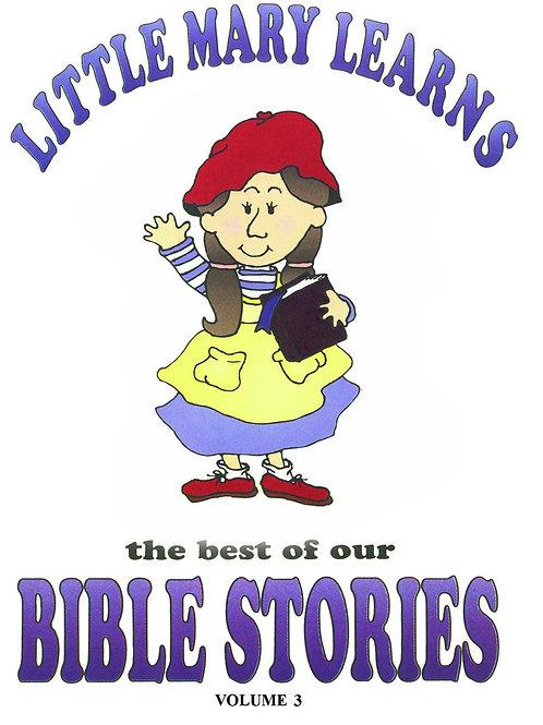 Volume 3- Bible Stories