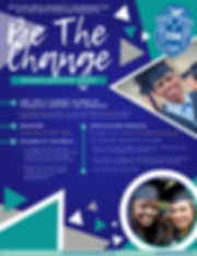 Eta Phi Zeta _Be the Change_ Scholarship