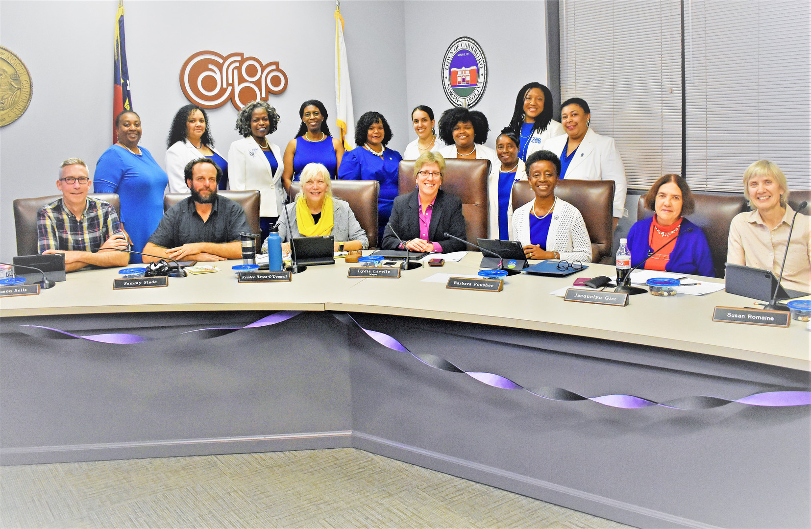 Zetas and Carrboro Town Council