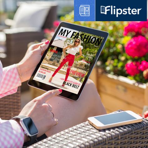 Access leading digital magazines online, with Flipster, the digital magazine newsstand.