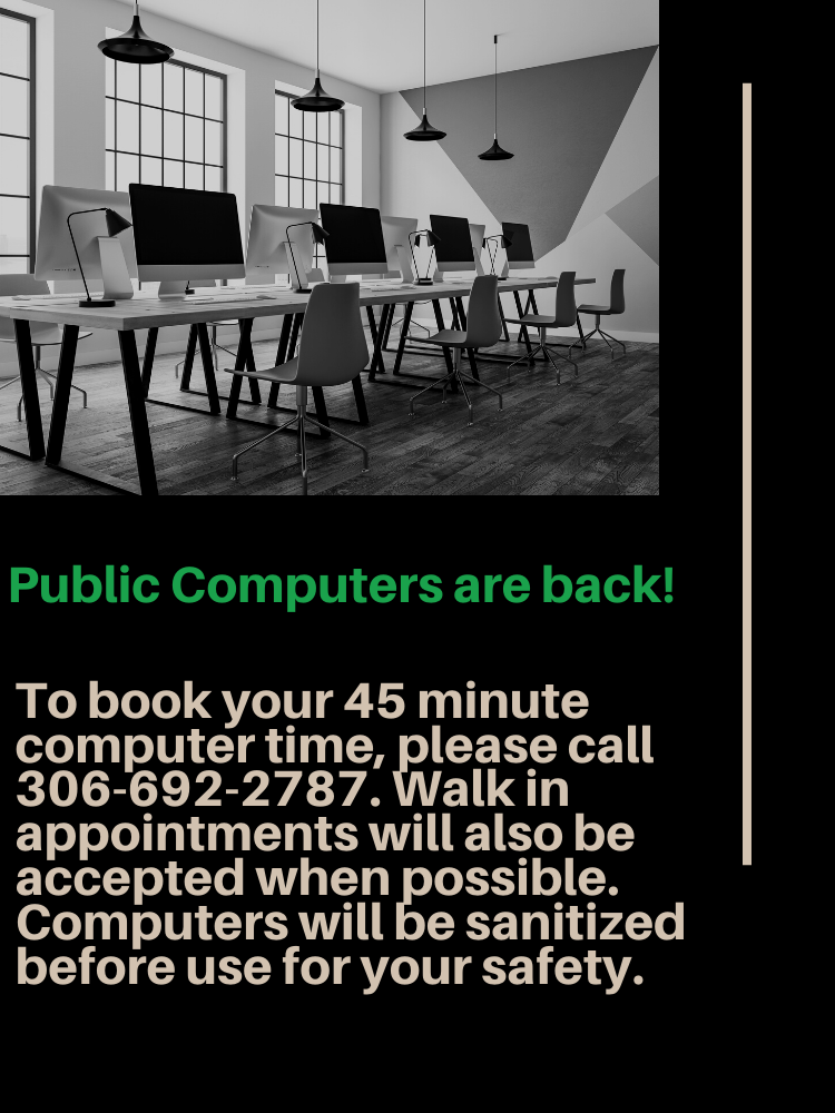 Public Computers are back.