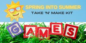 Make 'N' Take Spring into Summer website