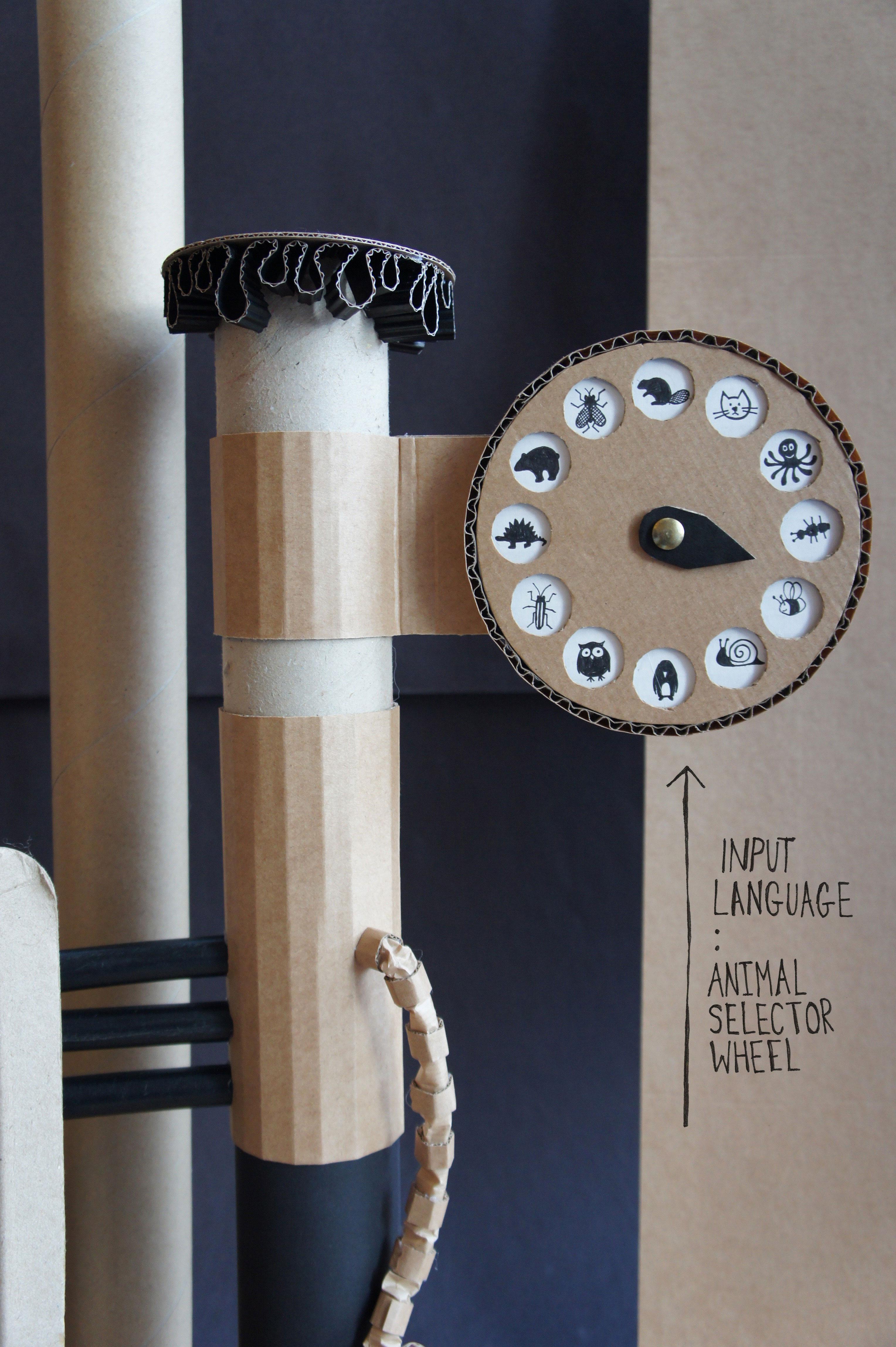 Input Language Selector