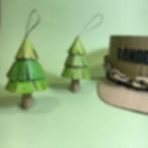 Polar Express, Seven Stories, Newcastle upon Tyne, Chris Van Allsburg, Anderson Press, Cardboard bell, Cardboard sculpture