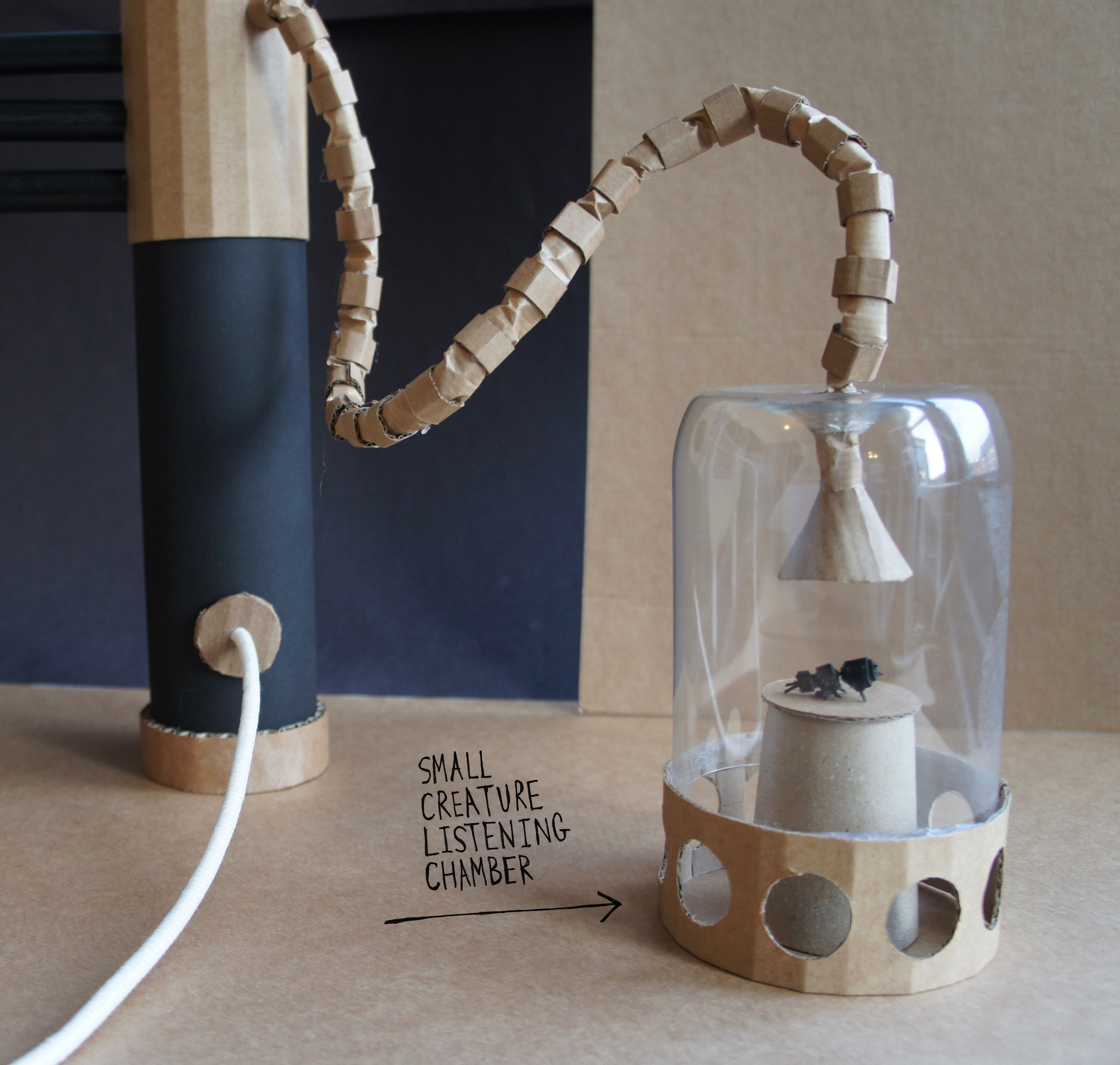 Creature Listening Chamber