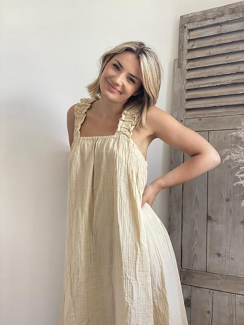 Robe LOUANE beige