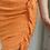 Thumbnail: Jupe ALEXIA orange